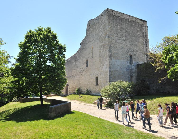 castle adhemar monument montelimar