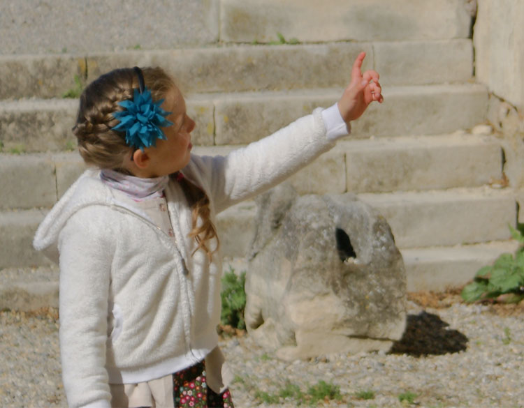 Vacances au château (Hiver)